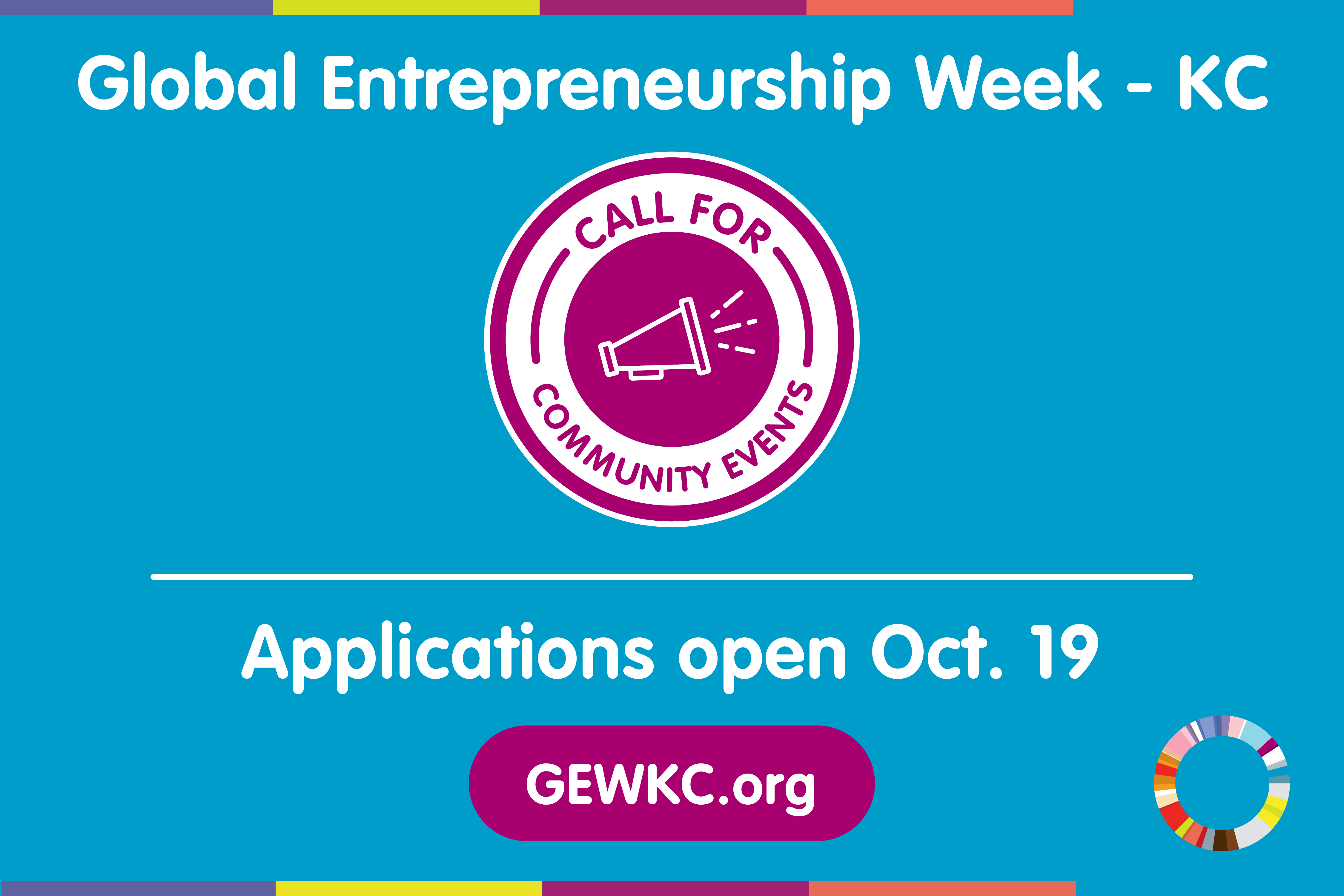 GEWKC Submit Community Event