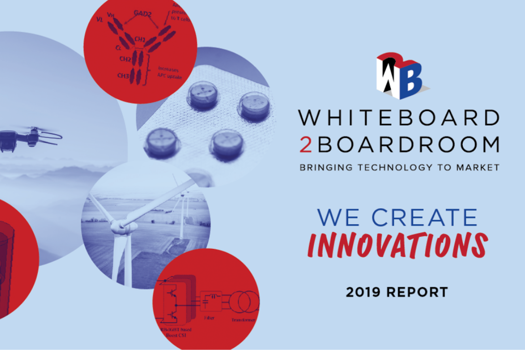 Whiteboard2Boardroom 2019 Annual Report | MOSourceLink